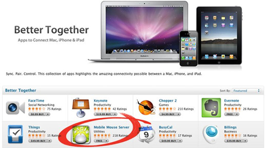 Apple App Store Spotlight Better Together